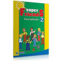 COURSEBOOK + i-BOOK  S. FRIENDS 2