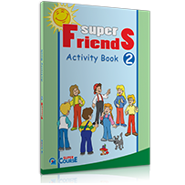 ACTIVITY BOOK S. FRIENDS 2