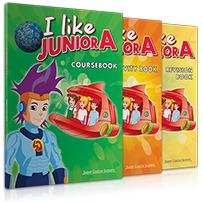 ΠΑΚΕΤΟ ΜΕ i-BOOK + REVISION ME AUDIO CD  I LIKE JUNIOR A