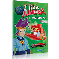 COURSEBOOK + i-BOOK  I LIKE JUNIOR A