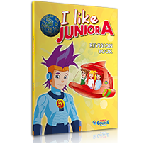 REVISION BOOK ΜΕ 1 AUDIO CD  I LIKE JUNIOR A
