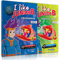 ΠΑΚΕΤΟ ΜΕ i-BOOK  I LIKE JUNIOR B