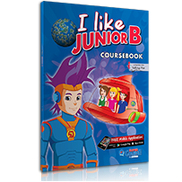 COURSEBOOK + i-BOOK   I LIKE JUNIOR B