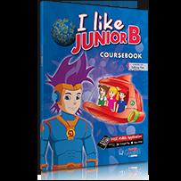 COURSEBOOK + i-BOOK   I LIKE JUNIOR B