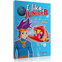 REVISION BOOK + 1 AUDIO CD  I LIKE JUNIOR Β