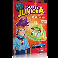 COURSEBOOK + i-BOOK   S. JUNIOR A