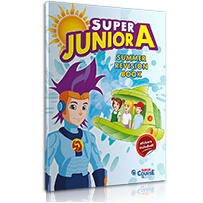 SUMMER - REVISION BOOK + STICKERS  S. JUNIOR A