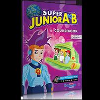 COURSEBOOK + i-BOOK  S. JUNIOR A to B