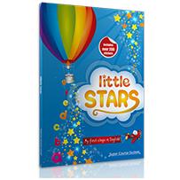 LITTLE STARS ΒΙΒΛΙΟ + i-BOOK + STICKERS