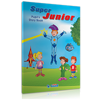 PUPIL'S STORY BOOK + 1 AUDIO CD & DVD S. JUNIOR (PRE JUNIOR)