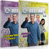 RESTART 1  ΠΑΚΕΤΟ ΜΕ GRAMMAR BOOK, MP3 CD & GLOSSARY