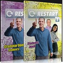 ΠΑΚΕΤΟ ΜΕ GRAMMAR BOOK, MP3 & GLOSSARY RESTART 1