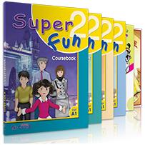 ΠΛΗΡΕΣ ΠΑΚΕΤΟ ME i-BOOK   SUPER FUN 2 - A1