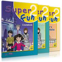 ΒΑΣΙΚΟ ΠΑΚΕΤΟ ME i-BOOK   SUPER FUN 2 - A1