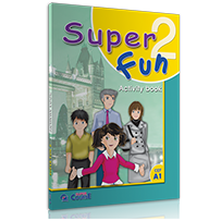 ACTIVITY BOOK SUPER FUN 2 - A1