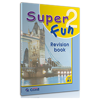 REVISION BOOK SUPER FUN 2 - A1