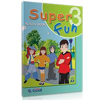 ACTIVITY BOOK SUPER FUN 3 - A2