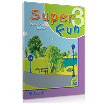 REVISION BOOK SUPER FUN 3 - A2