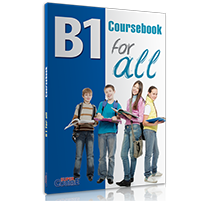 COURSEBOOK + i-BOOK    B1 FOR ALL