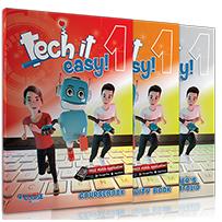 ΠΑΚΕΤΟ ΜΕ i-BOOK + MP3 CD GRAMMAR SONGS TECH IT EASY 1