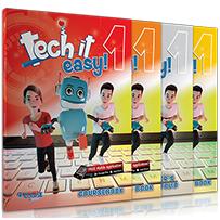 ΠΑΚΕΤΟ ΜΕ i-BOOK + REVISION BOOK ME MP3 CD TECH IT EASY 1