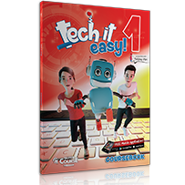 COURSEBOOK + i-BOOK  TECH IT EASY 1
