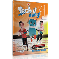 ACTIVITY BOOK  TECH IT EASY 1