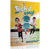 REVISION BOOK ΜΕ MP3 CD  TECH IT EASY 1