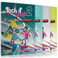 ΠΑΚΕΤΟ ΜΕ i-BOOK + REVISION BOOK  ME AUDIO CD TECH IT EASY 2