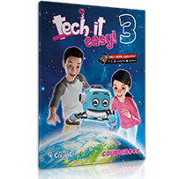 COURSEBOOK + i-BOOK  TECH IT EASY 3