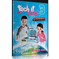ACTIVITY BOOK  TECH IT EASY 3