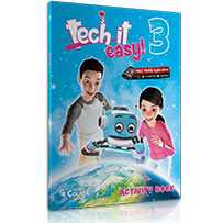 ACTIVITY BOOK  TECH IT EASY 3