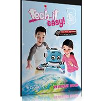 REVISION BOOK ME AUDIO DISC  TECH IT EASY 3