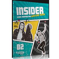 WRITING BOOK INSIDER B2