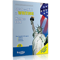 SPEAK YOUR MIND IN WRITING (NEW FORMAT 2021) C2 ECPE