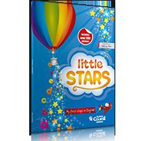 LITTLE STARS + i-BOOK + STICKERS (ΣΥΜΒΑΤΟ ΜΕ TALKING PEN)