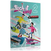 ACTIVITY BOOK  TECH IT EASY 2