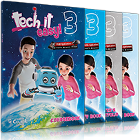 ΠΑΚΕΤΟ ΜΕ i-BOOK + REVISION BOOK ME CD  TECH IT EASY 3