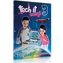 COURSEBOOK + i-BOOK  TECH IT EASY 3