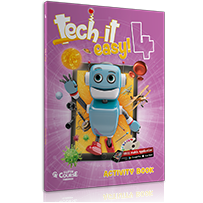 ACTIVITY BOOK  TECH IT EASY 4