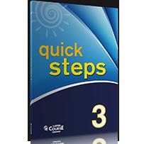 QUICK STEPS 3 + 1 MP3 CD