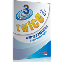 WRITER'S PORTFOLIO TWICE the FUN 3